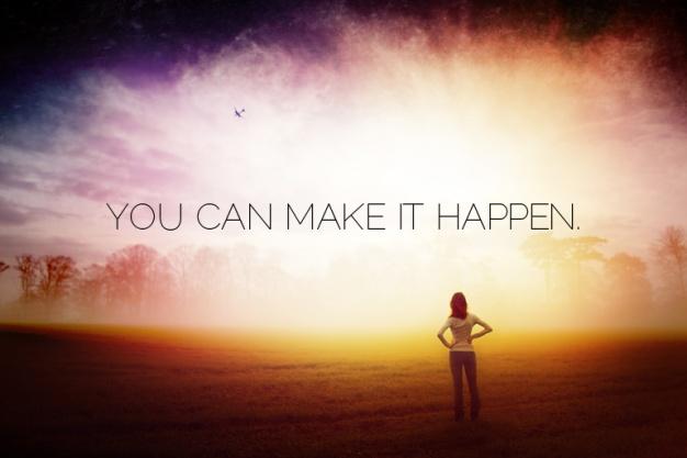 Go Make It Happen