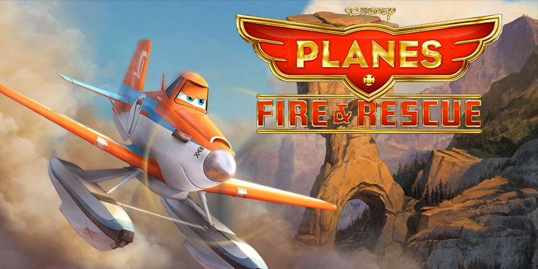 Planes Fire And Resque
