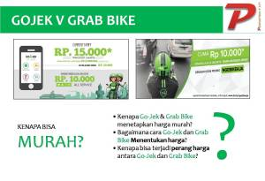 Gojek V Grab Bike 1