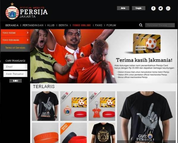 Website Persija