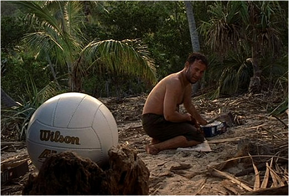 Wilson Cast Away