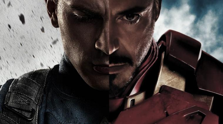 Captain America Ironman