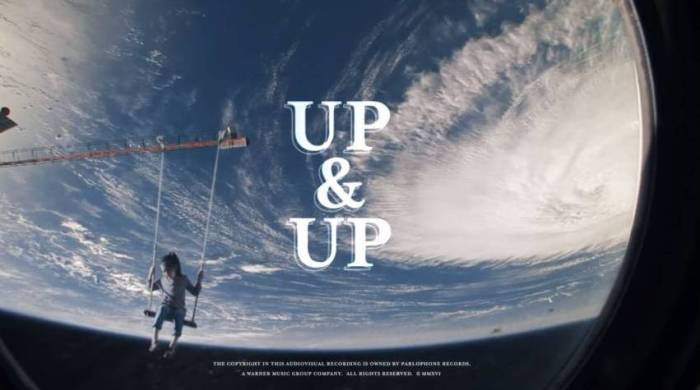 Cold Play - Up & Up