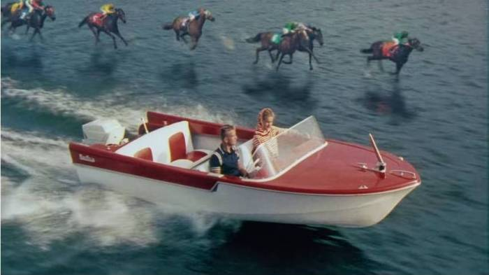 Coldplay - Horse Boat